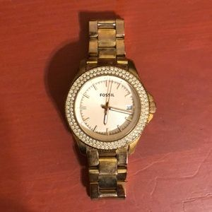 Fossil watch.